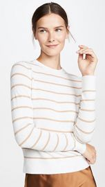Vince Striped Cashmere Sweater at Shopbop