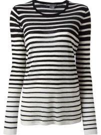 Vince Striped Sweater - Zoe Fashion at Farfetch