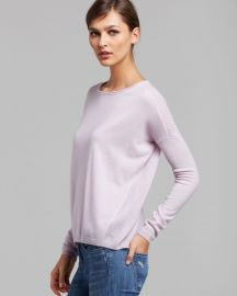 Vince Sweater - Cashmere in wisteria at Bloomingdales