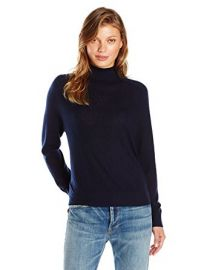 Vince Womens Turtleneck at Amazon