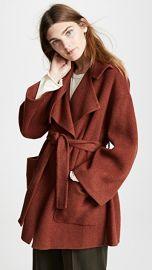 Vince Wool Blanket Coat at Shopbop