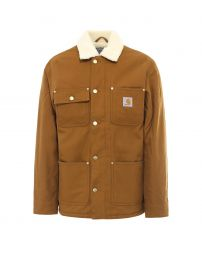 Vintage Blanket Lined Chore Jacket by Carhartt  at Italist