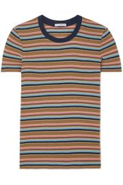 Vintage Boy Striped T-shirt by James Perse at Net A Porter