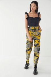 Vintage Colorful Camo Cargo Pant at Urban Outfitters