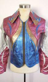Vintage East West Musical Instruments Parrot Jacket at Etsy