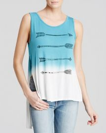 Vintage Havana Tank - Dip Dye Arrow Print at Bloomingdales