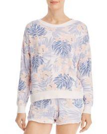 Vintage Havana Tropical Print Sweatshirt Women - Bloomingdale s at Bloomingdales