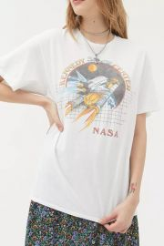 Vintage NASA Tee by Junk Food  at Urban Outfitters