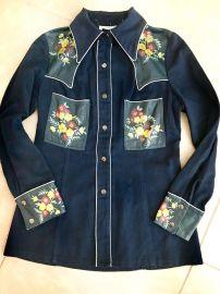 Vintage Roncelli Western Shirt at eBay