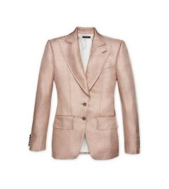 Viscose Jacket by Tom Ford at Tom Ford