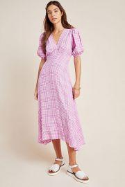 Vittoria Midi Dress by Faithfull The Brand at Anthropologie