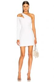 Vittoria One Shoulder Dress by Cushnie at Forward