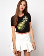 Viva Vena Pineapple Sweater at Asos