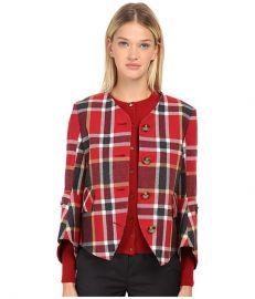 Vivienne Westwood Washed Tartan New DL Jacket at 6pm