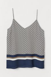 Vneck Camisole Top at H&M