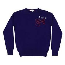 Vote Sweater by Lingua Franca at Lingua Franca