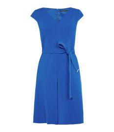Waist-Detail Dress at Karen Millen