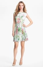 Wallpaper dress by Ted Baker at Nordstrom