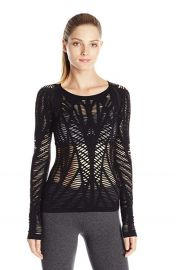 Wanderer Long Sleeve Top by Alo Yoga at Amazon