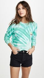 Warm Warm Love Crew Sweatshirt at Shopbop