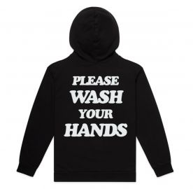 Wash Your Hands Hoodie by Talentless at Talentless