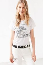 Wave Tee by Future State at Urban Outfitters