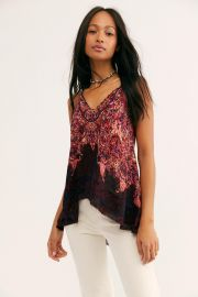 Way You Walk Printed Cami at Free People