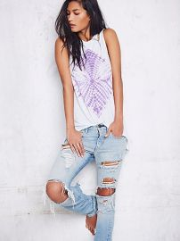 We The Free   Dreamer Tank in purple at Free People