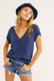 We The Free Sundance Tee by Free People at Free People