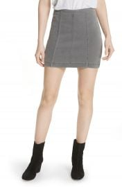 We the Free by Free People Modern Femme Denim Miniskirt   Nordstrom at Nordstrom