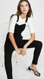 WeWoreWhat High Rise Skinny Overalls at Shopbop