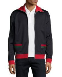 Web Track Jacket by Gucci at Gucci