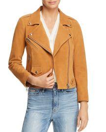 Wes Suede Moto Jacket by Rebecca Minkoff at Bloomingdales