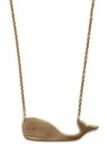 Whale necklace at Modcloth at Modcloth