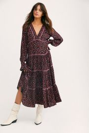 What A Feeling Midi Dress at Free People