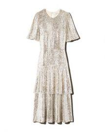 Whistles Arabelle Sequined Midi Dress Women - Bloomingdale s at Bloomingdales