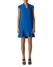 Whistles Federica Crepe Dress Women - Bloomingdale s at Bloomingdales