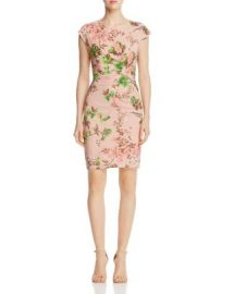 Whistles Maria Blossom-Print Dress - 100  Exclusive at Bloomingdales