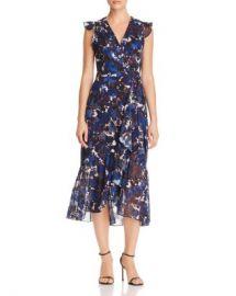 Whistles Williamsburg Printed Wrap Dress - 100  Exclusive Women - Bloomingdale s at Bloomingdales