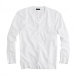 White Jackie Cardigan at J. Crew