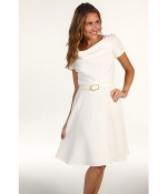 White belted dress like Emilys at 6pm