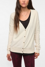 White cardigan on Vampire Diaries from Urban Outfitters at Urban Outfitters