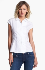 White collared shirt at Nordstrom at Nordstrom