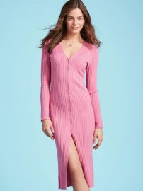 Wide Rib Duster Cardigan by 525 America at 525 America
