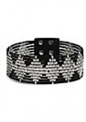 Wide cord belt by Guess at Guess