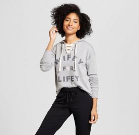 Wifey For Lifey Sweatshirt by Target at Target