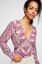 Wild And Free Blouse by Free People at Free People