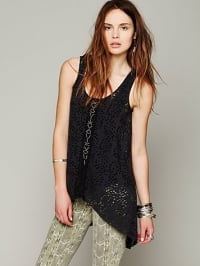 Wild is the Wind Tunic at Free People