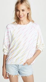 Wildfox Bolt Gradient Sommers Sweater at Shopbop