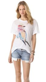 Wildfox Bright Wing Tee at Shopbop